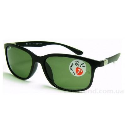 Солнцезащитные очки Ray-Ban 4215 Liteforce черные
