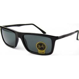 Солнцезащитные очки Ray-Ban 4214 Highstreet черные