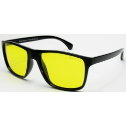 Очки для водителей Graffito 3131 желтые