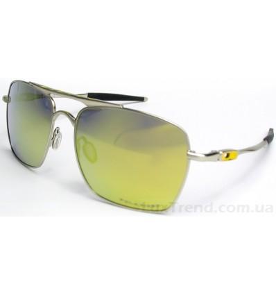 Солнцезащитные очки Oakley 4061 Deviation желтые