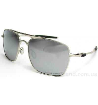 Солнцезащитные очки Oakley 4061 Deviation зеркальные