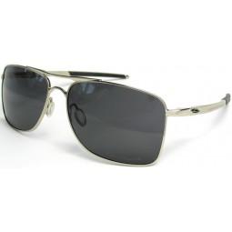 Солнцезащитные очки Oakley 4124 Gauge 8 хром