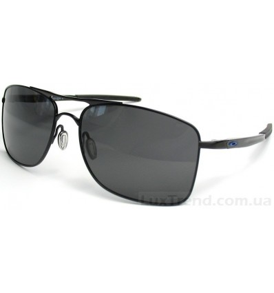 Солнцезащитные очки Oakley 4124 Gauge 8 черные