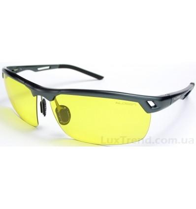 Очки для водителей 8550 Aluminium желтые