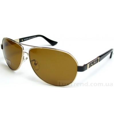 Солнцезащитные очки HERMES 9009 золото