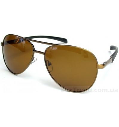 Солнцезащитные очки 8075 коричневые