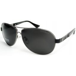 Солнцезащитные очки HERMES 9009 серые