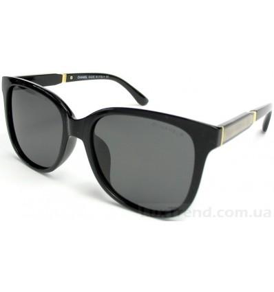 Солнцезащитные очки CHANEL 8111 черные