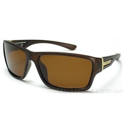Солнцезащитные очки 1821 коричневые