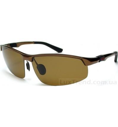 Солнцезащитные очки 3121 Aluminium коричневые