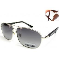 Солнцезащитные очки Armani 0001 Titanium хром