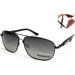 Солнцезащитные очки Armani 0001 Titanium черные