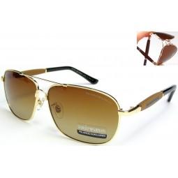 Солнцезащитные очки Armani 0001 Titanium золото
