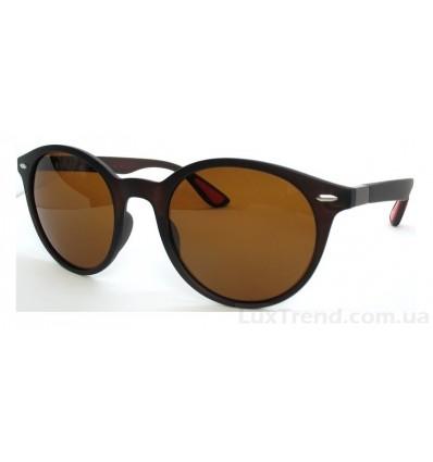 Солнцезащитные очки 036 поляризационные коричневые
