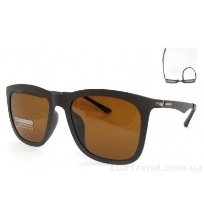 Солнцезащитные очки 2811 TR 90 коричневые
