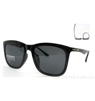 Солнцезащитные очки 2811 TR 90 черные глянец