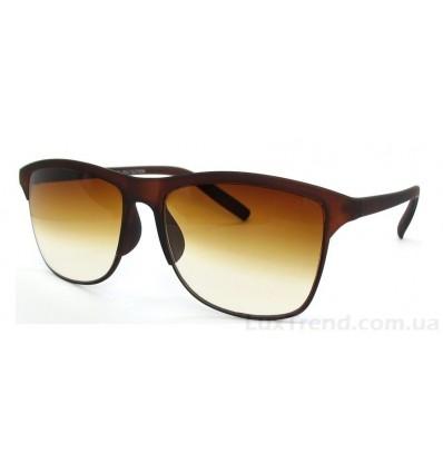 Солнцезащитные очки_7134 коричневые градиент