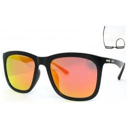 Солнцезащитные очки 2811 TR 90 зеркальные красные