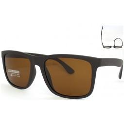 Солнцезащитные очки 5048 TR 90 коричневые