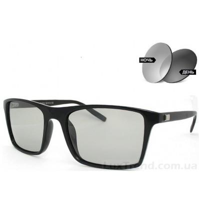 Солнцезащитные очки 1939 Aluminium фотохромные антифары серые