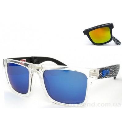 Солнцезащитные очки SPY+ 1410 сине-черные