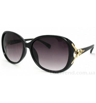 Солнцезащитные очки_8030 черные градиент