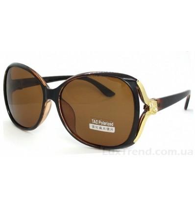 Солнцезащитные очки 3626 поляризационные коричневые