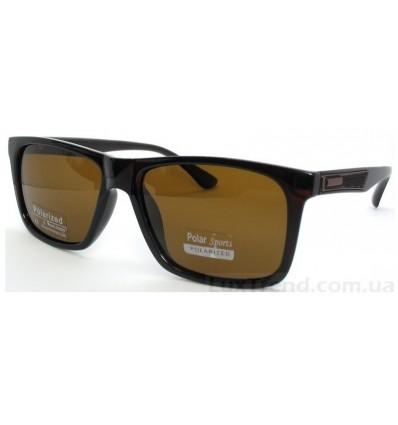 Солнцезащитные очки 106 коричневые