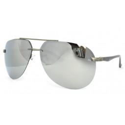 Солнцезащитные очки 6018 Aluminium зеркальные