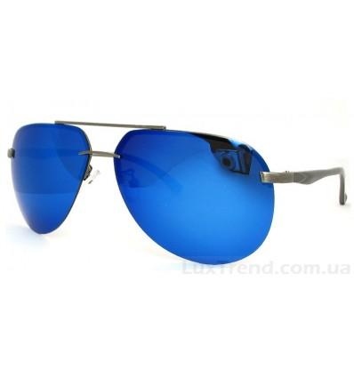 Солнцезащитные очки 6018 Aluminium синие