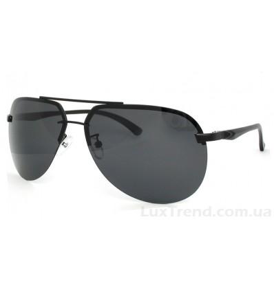 Солнцезащитные очки 6018 Aluminium черные